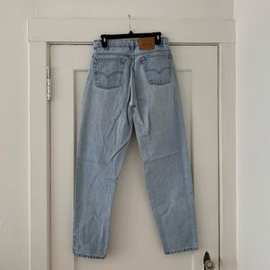 Vintage Levi's 591 jeans